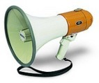 Hamilton Electronics MM-6S Mighty Mike Megaphone with Siren