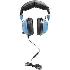 Hamilton SC-AMV iCompatible Deluxe, Headset with In-Line Microphone