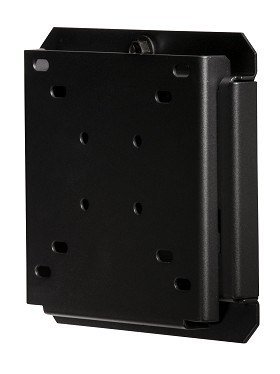 Peerless SF630 SmartMount Universal Flat TV Wall Mount for 10 - 29 Inch TV's with Security Fasteners - Black