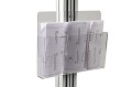 CiERA Portables STS-BRO Tri-Fold Brochure Holder