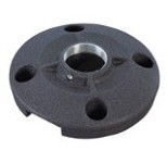 Chief CMS115 Round Ceiling Plate - Black