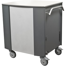 Mooreco 27670 iTeach 32 Tablet Charging and Storage Cart