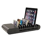 Hamilton LTT-10 10 Port USB Charging Station