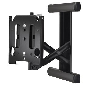 Chief MIWRFUB In-Wall Swing Arm TV Mount with Universal Interface Bracket - Black
