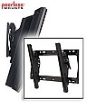 Peerless ST640 SmartMount Universal Tilt TV Mount 32 - 60 Inch TV's with Security Fasteners - Black