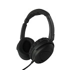 Hamilton Electronics NC-HBC Noise-Cancelling Headphones with Case