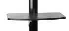 CiERA Portables STOS-B Accessory Shelf - Black