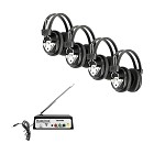 Hamilton Electronics W904-MULTI Wireless Listenting Cente